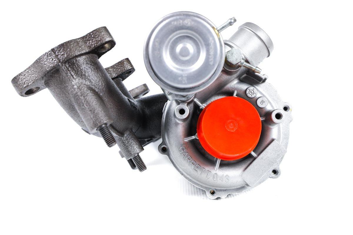 Turbosprężarka numer {numerglowny} po przeprowadzeniu regeneracji w najnowocześniejszej pracowni regeneracji turbosprężarek przed wysyłką do warsztatu samochodowego