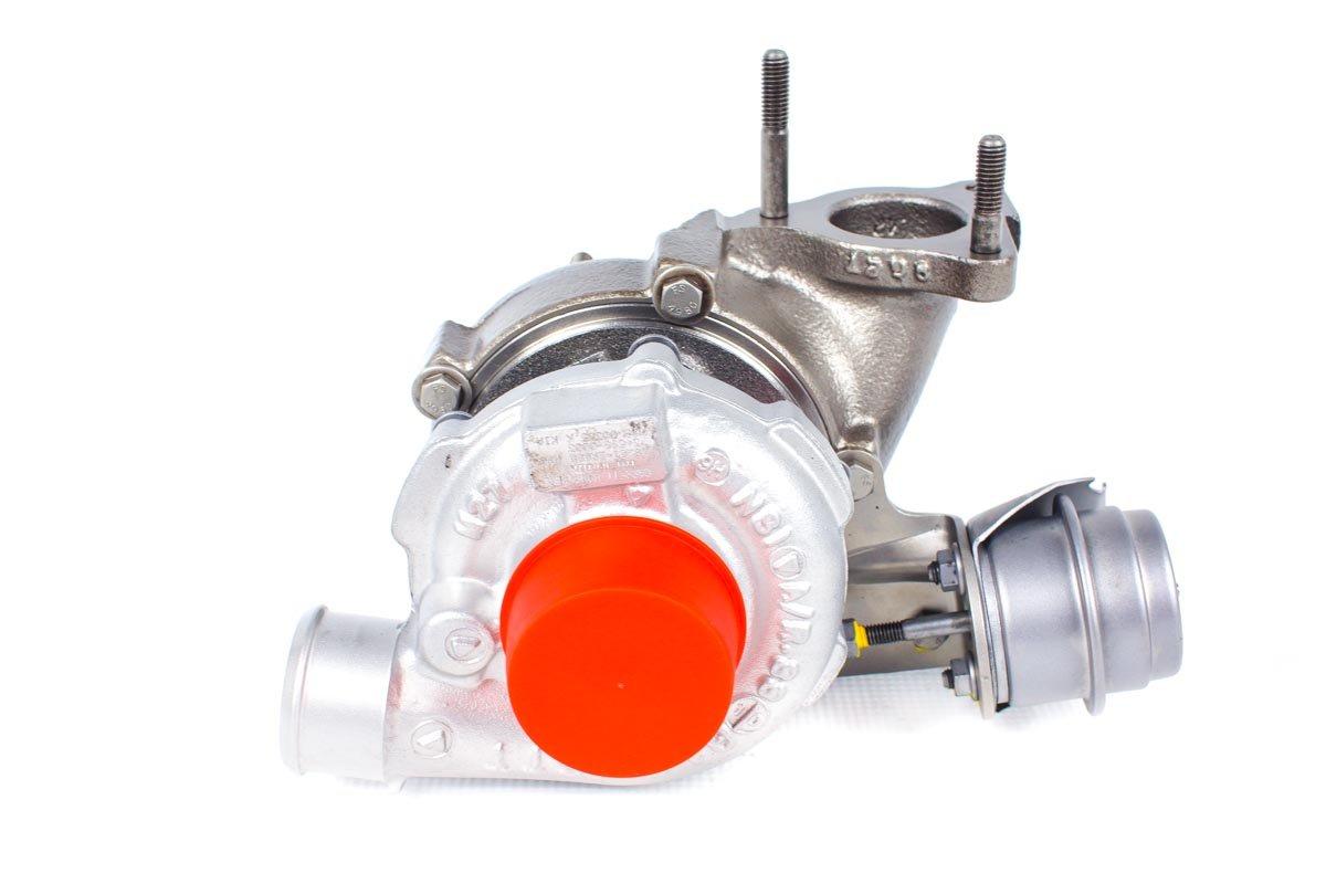 Turbo numer {numerglowny} po przeprowadzeniu regeneracji w najwyższej jakości pracowni regeneracji turbo przed odesłaniem do Klienta