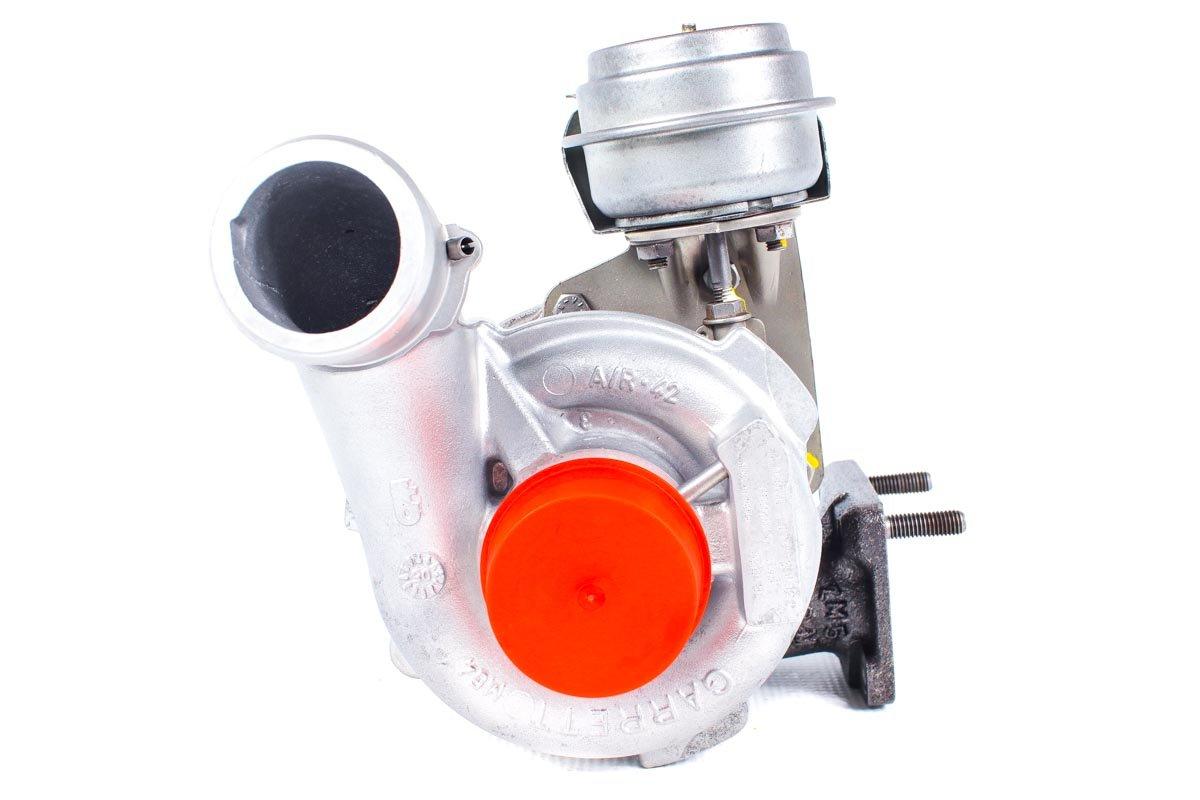 Turbosprężarka numer {numerglowny} po przeprowadzeniu regeneracji w najnowocześniejszej pracowni regeneracji turbosprężarek przed nadaniem do Klienta