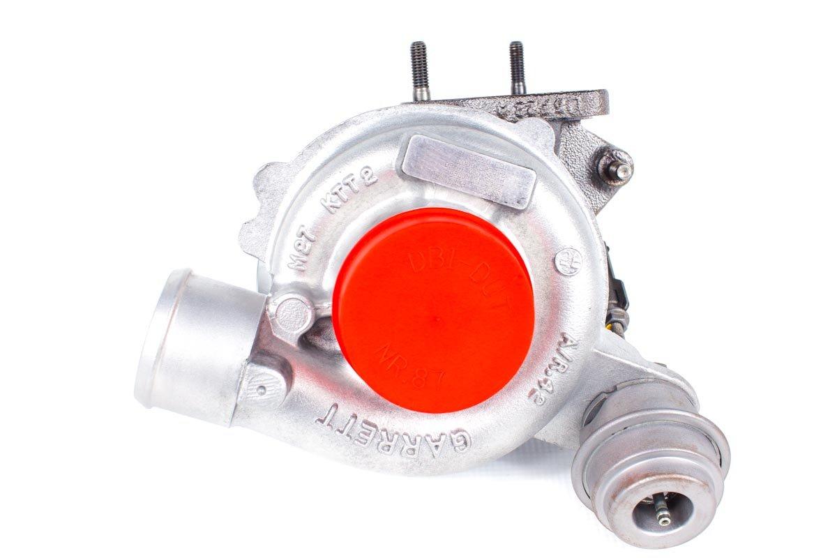 Turbosprężarka numer {numerglowny} po przeprowadzeniu regeneracji w najnowocześniejszej pracowni regeneracji turbo przed wysyłką do kontrahenta