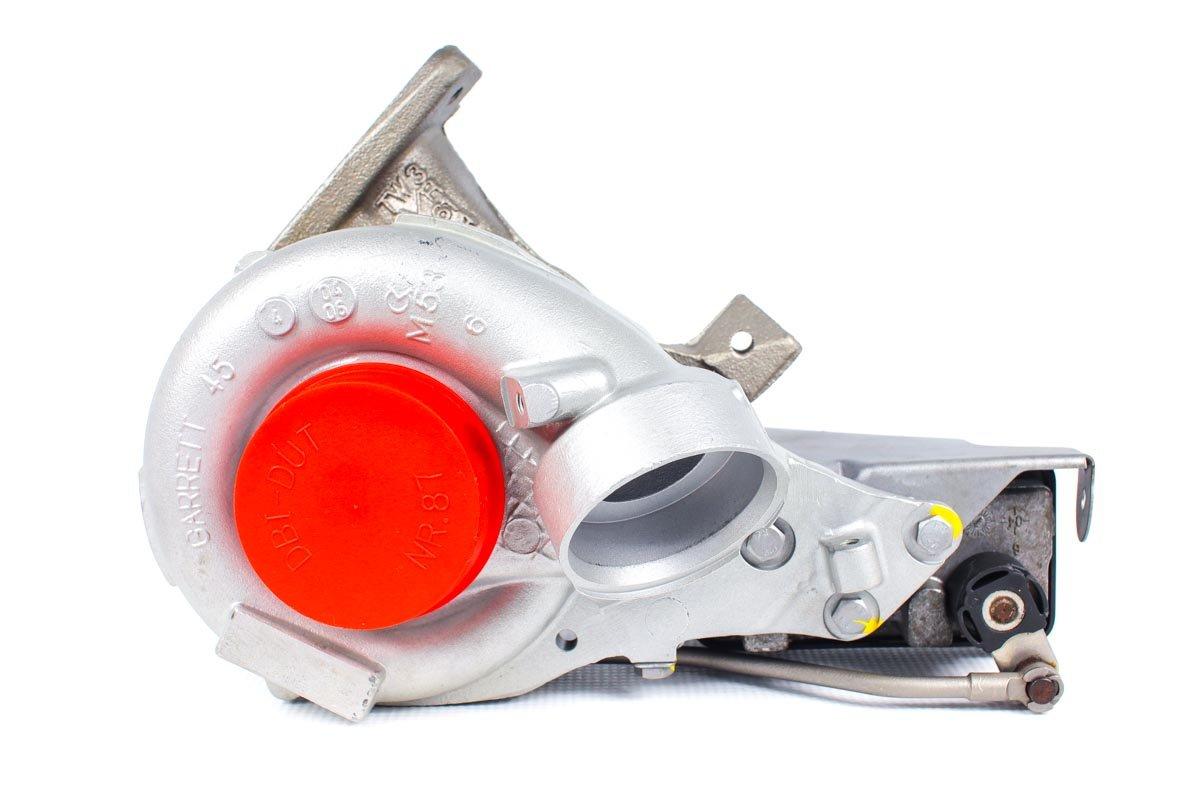 Turbosprężarka numer {numerglowny} po przeprowadzeniu regeneracji w najnowocześniejszej pracowni regeneracji turbo przed odesłaniem do warsztatu