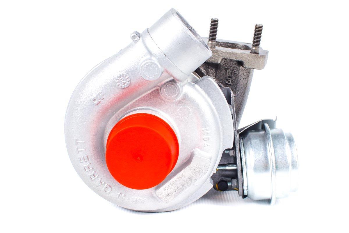 Turbosprężarka numer {numerglowny} po przeprowadzeniu regeneracji w specjalistycznej pracowni regeneracji turbosprężarek przed odesłaniem do warsztatu samochodowego