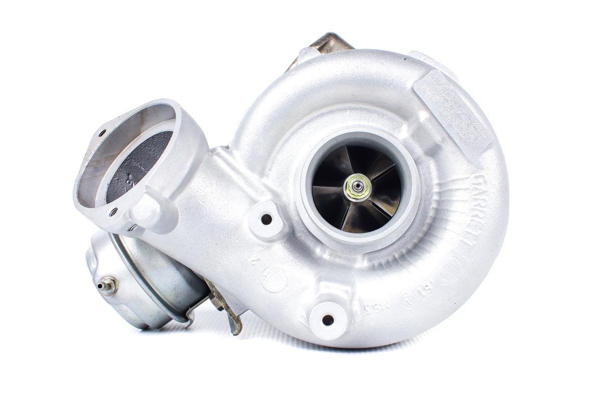 Turbosprężarka numer {numerglowny} po przeprowadzeniu regeneracji w specjalistycznej pracowni regeneracji turbin przed wysyłką do Klienta