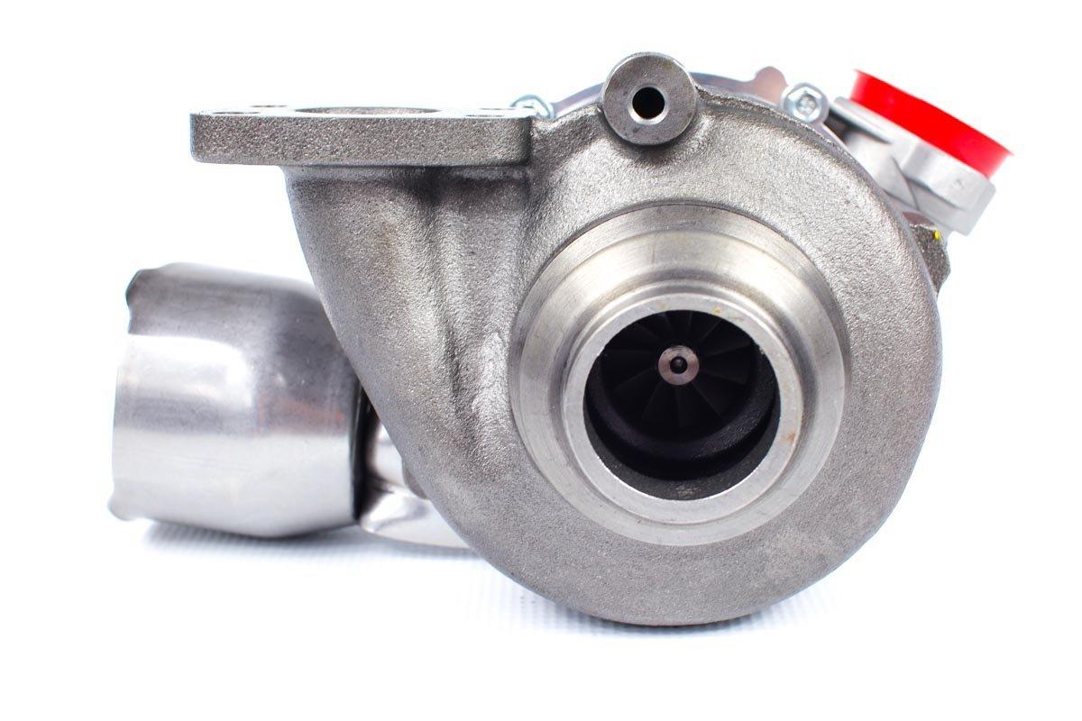 Turbo numer {numerglowny} po przywróceniu do pełnej sprawności w specjalistycznej pracowni regeneracji turbosprężarek przed odesłaniem do zamawiającego