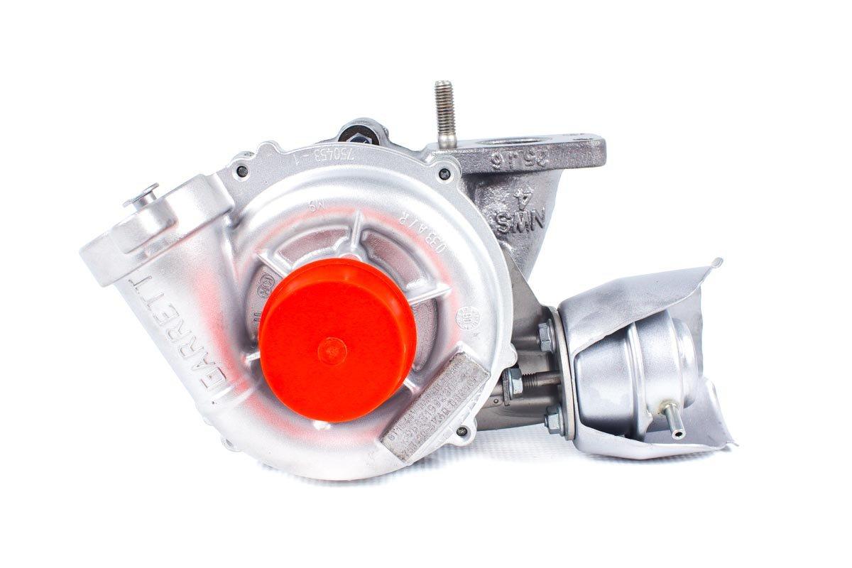 Turbosprężarka numer {numerglowny} po przeprowadzeniu regeneracji w specjalistycznej pracowni regeneracji turbosprężarek przed nadaniem do zamawiającego