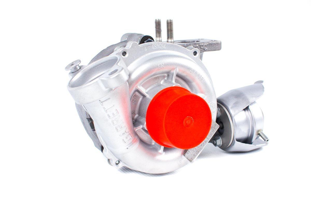 Turbina o numerze {numerglowny} po przeprowadzeniu regeneracji w profesjonalnej pracowni regeneracji turbosprężarek przed wysłaniem do zamawiającej firmy