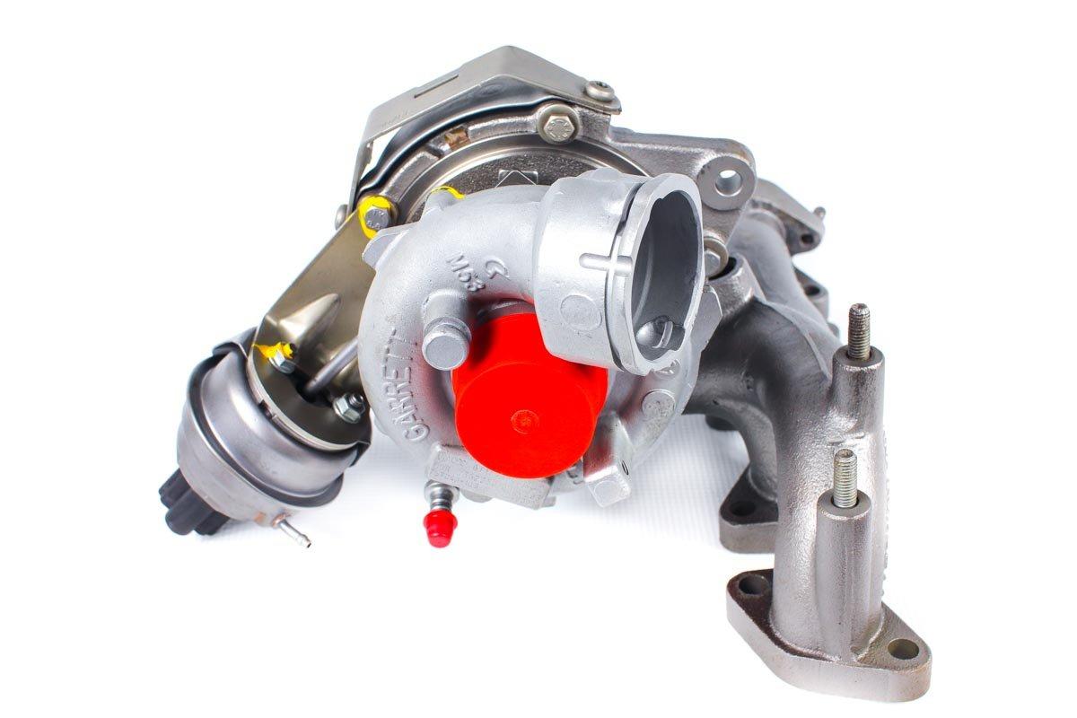 Turbina z numerem {numerglowny} po przywróceniu do pełnej sprawności w profesjonalnej pracowni regeneracji turbosprężarek przed wysyłką do Klienta