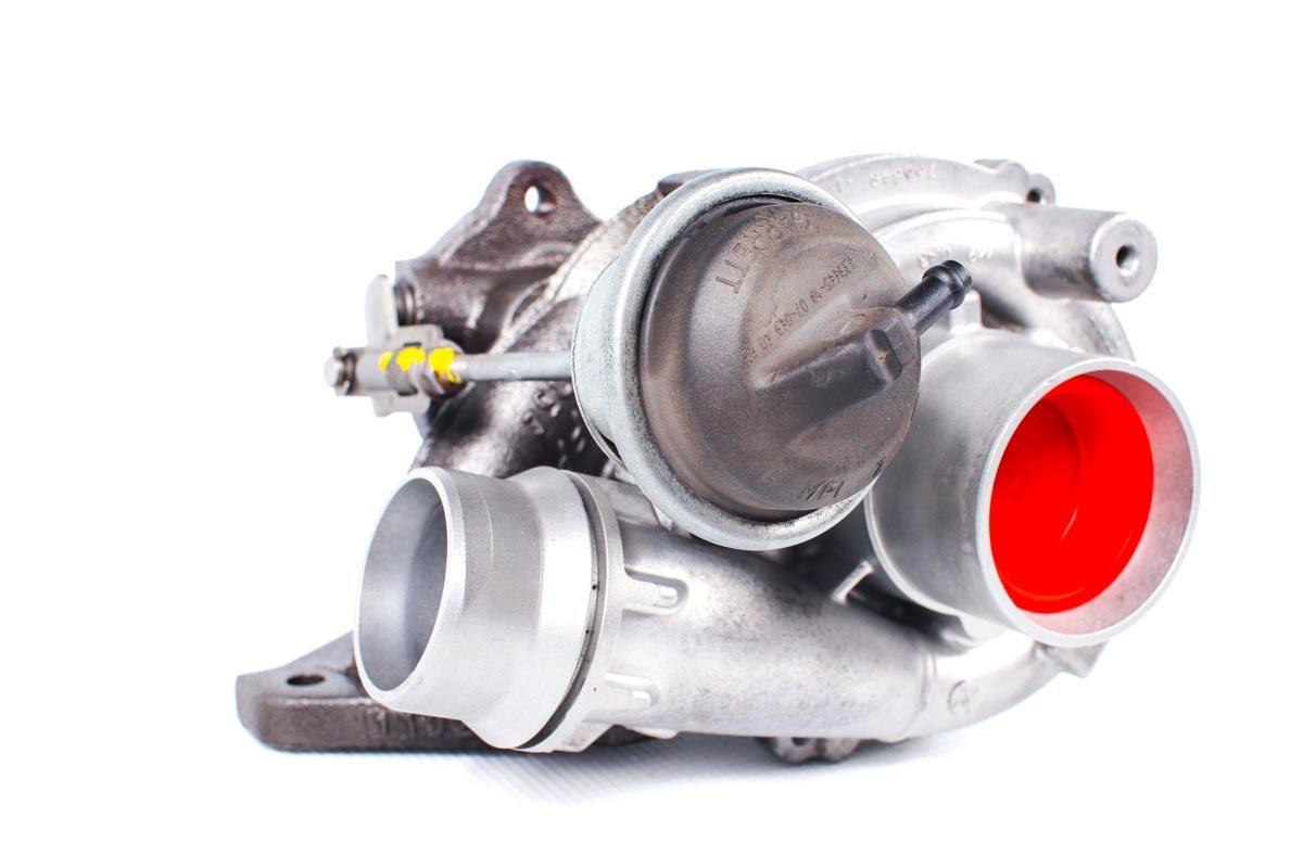 Turbina z numerem {numerglowny} po przywróceniu do pełnej sprawności w profesjonalnej pracowni regeneracji turbosprężarek przed odesłaniem do zamawiającego