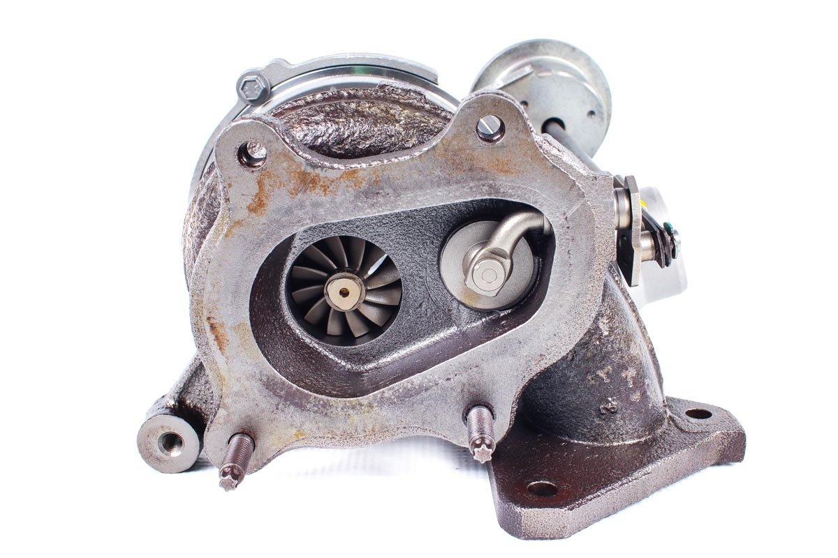 Turbo, układ doładowania o numerze {numerglowny} po naprawie w najnowocześniejszej pracowni regeneracji turbo przed odesłaniem do zamawiającego
