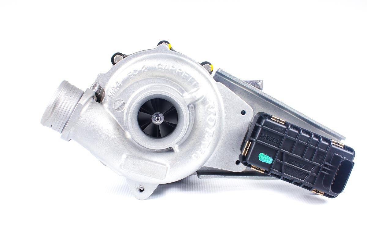 Turbosprężarka numer {numerglowny} po przywróceniu do pełnej sprawności w najnowocześniejszej pracowni regeneracji turbosprężarek przed nadaniem do kontrahenta