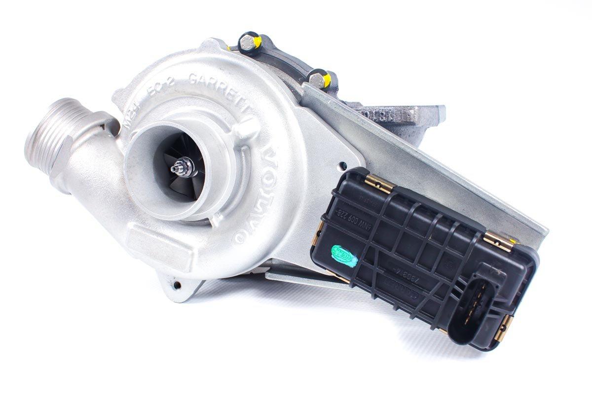 Turbina z numerem {numerglowny} po przywróceniu do pełnej sprawności w profesjonalnej pracowni regeneracji turbo przed nadaniem do Klienta