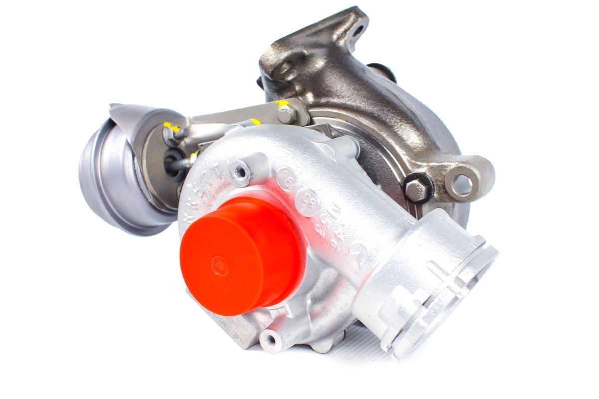 Turbina z numerem {numerglowny} po przywróceniu do pełnej sprawności w najwyższej jakości pracowni regeneracji turbosprężarek przed odesłaniem do zamawiającej firmy