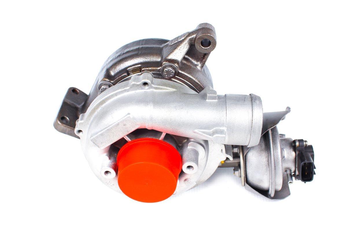 Turbo numer {numerglowny} po naprawie w specjalistycznej pracowni regeneracji turbosprężarek przed wysłaniem do warsztatu
