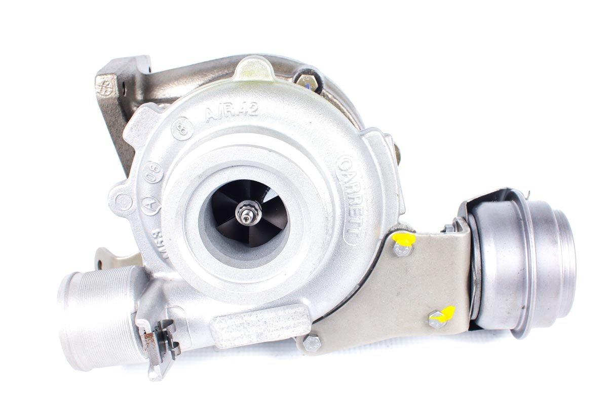 Turbo numer {numerglowny} po naprawie w specjalistycznej pracowni regeneracji turbo przed odesłaniem do Klienta
