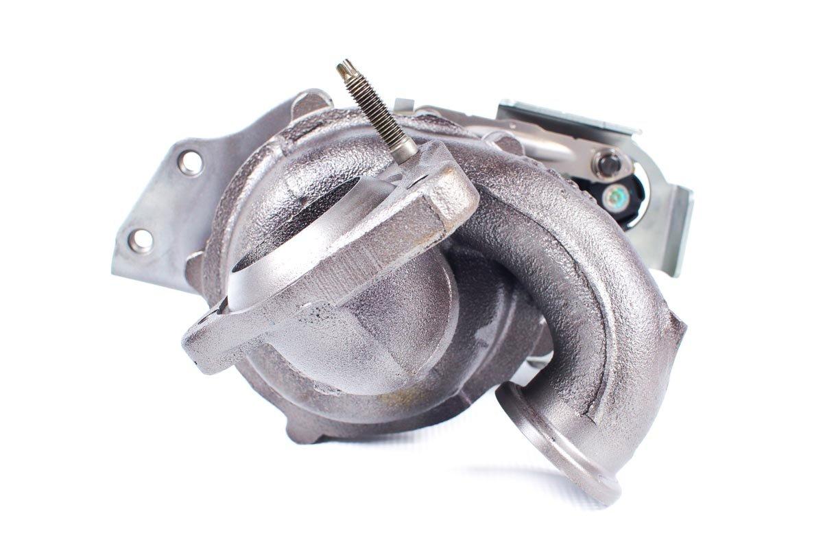 Turbo, układ doładowania o numerze {numerglowny} po naprawie w najwyższej jakości pracowni regeneracji turbo przed wysyłką do Klienta