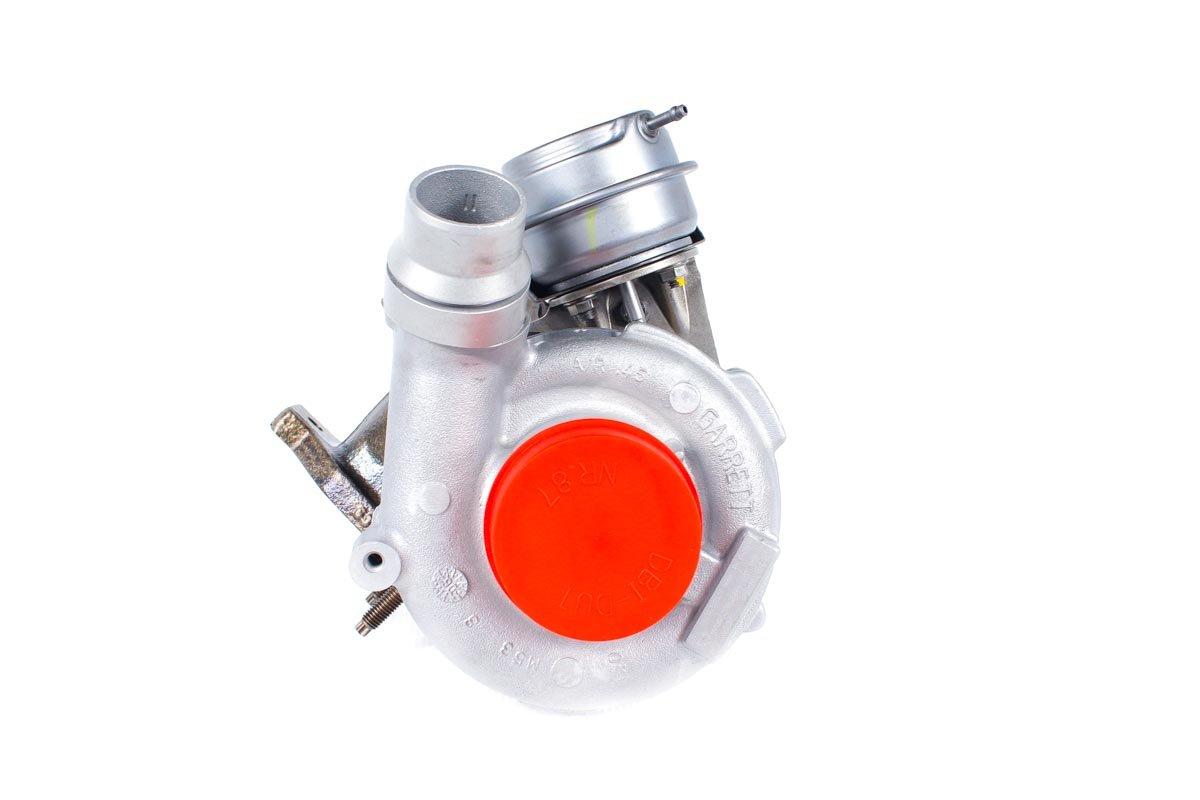 Turbo numer {numerglowny} po naprawie w najwyższej jakości pracowni regeneracji turbosprężarek przed wysyłką do zamawiającej firmy