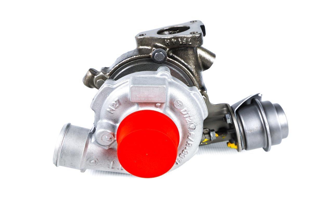 Turbo numer {numerglowny} po naprawie w najwyższej jakości pracowni regeneracji turbosprężarek przed nadaniem do Klienta