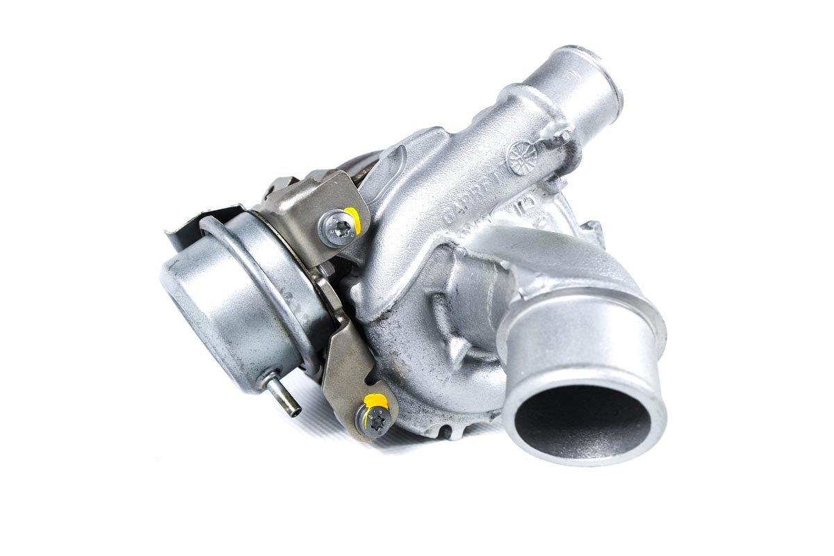 Turbina z numerem {numerglowny} po naprawie w profesjonalnej pracowni regeneracji turbosprężarek przed wysłaniem do zamawiającej firmy