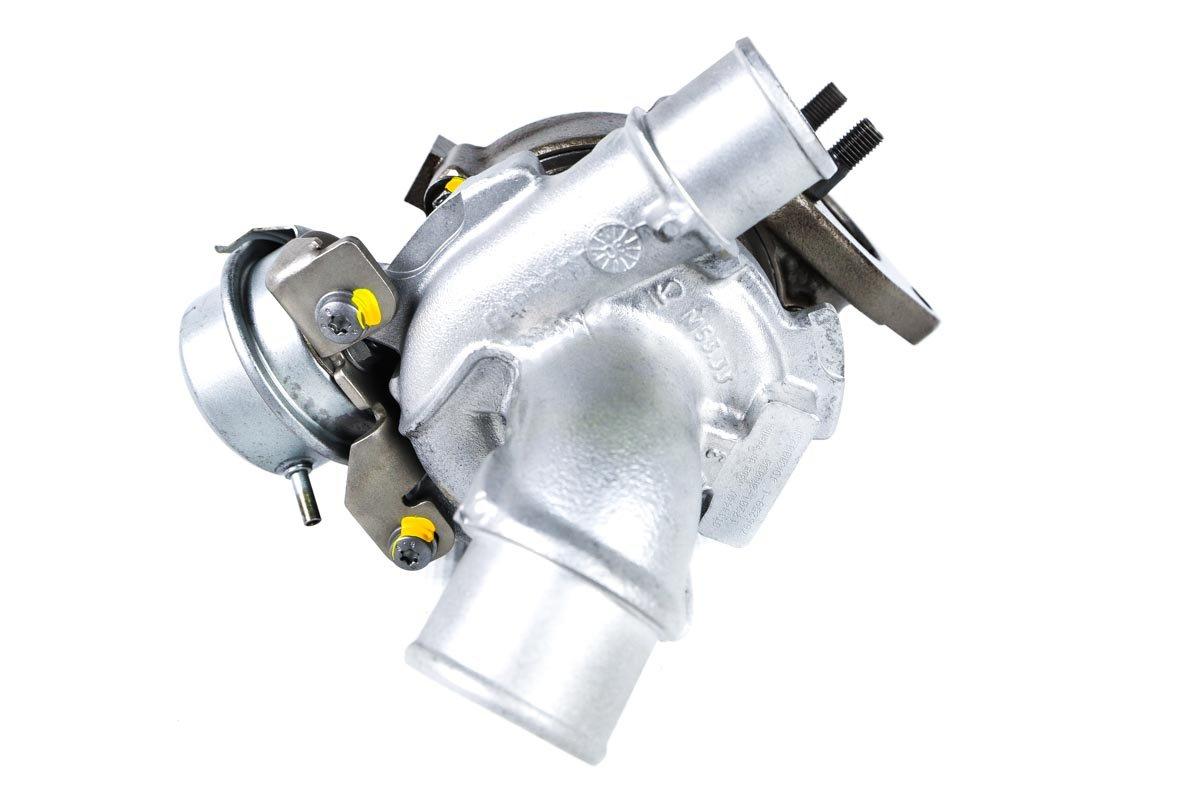 Turbo numer {numerglowny} po naprawie w najwyższej jakości pracowni regeneracji turbosprężarek przed odesłaniem do zamawiającej firmy