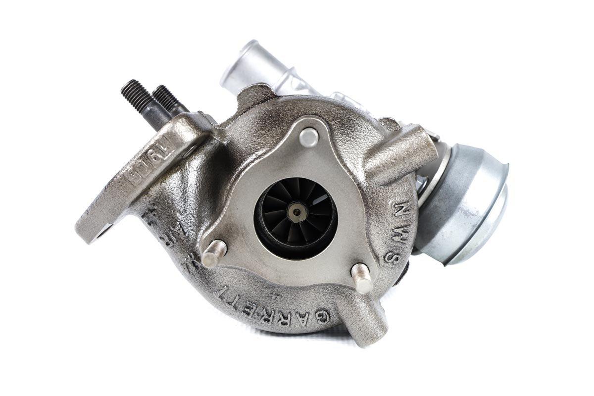 Turbo, układ doładowania numer {numerglowny} po regeneracji w najnowocześniejszej pracowni regeneracji turbo przed wysłaniem do zamawiającej firmy