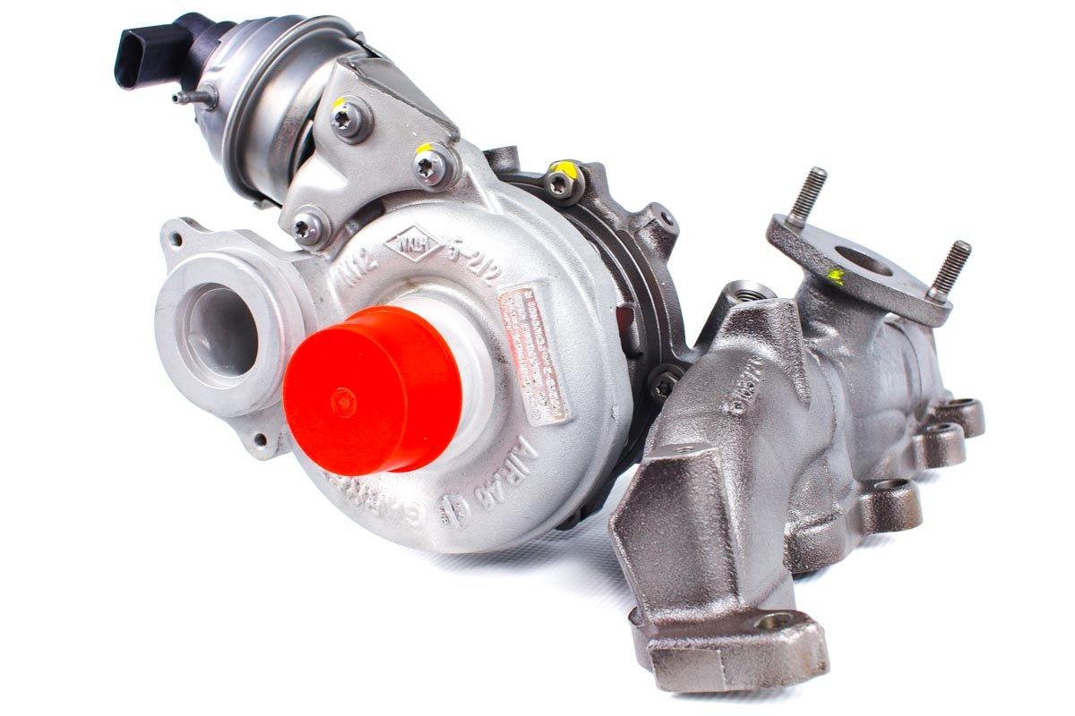 Turbo o numerze {numerglowny} po regeneracji w najnowocześniejszej pracowni regeneracji turbosprężarek przed odesłaniem do kontrahenta
