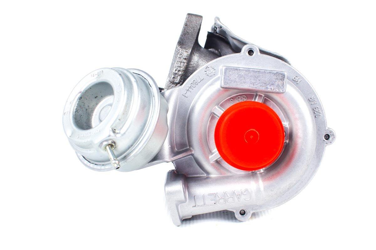 Turbosprężarka numer {numerglowny} po naprawie w profesjonalnej pracowni regeneracji turbosprężarek przed nadaniem do warsztatu