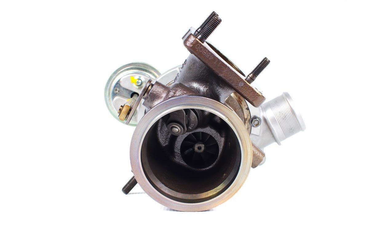 Turbo, układ doładowania numer {numerglowny} po regeneracji w najwyższej jakości pracowni regeneracji turbin przed nadaniem do Klienta