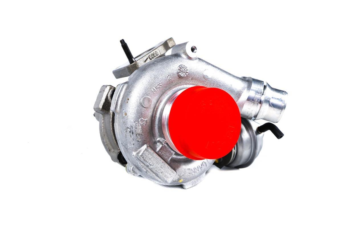 Turbo o numerze {numerglowny} po regeneracji w profesjonalnej pracowni regeneracji turbo przed odesłaniem do warsztatu samochodowego