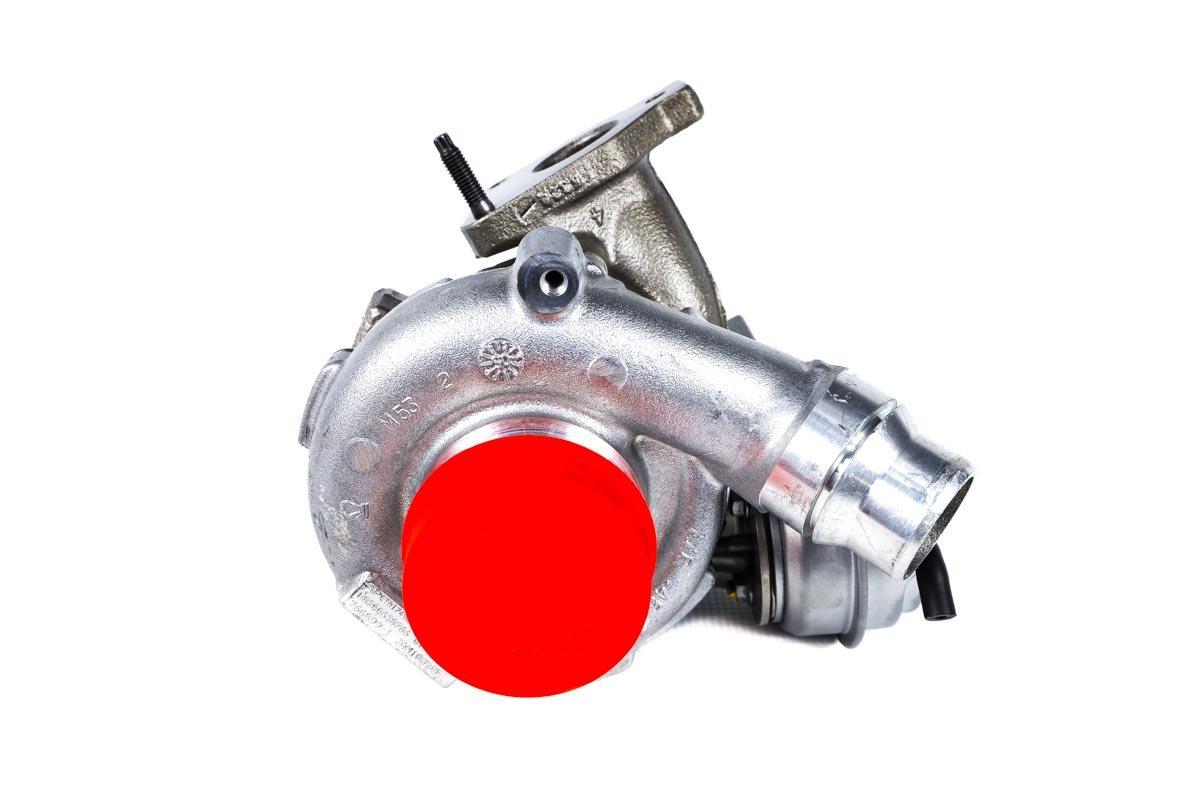 Turbo z numerem {numerglowny} po regeneracji w najwyższej jakości pracowni regeneracji turbin przed wysłaniem do warsztatu samochodowego