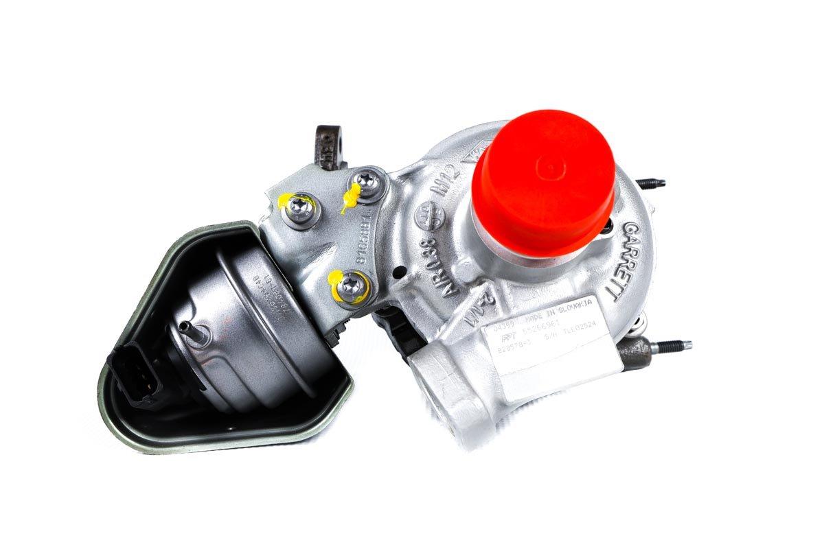 Turbosprężarka z numerem {numerglowny} po regeneracji w najnowocześniejszej pracowni regeneracji turbo przed wysyłką do Klienta