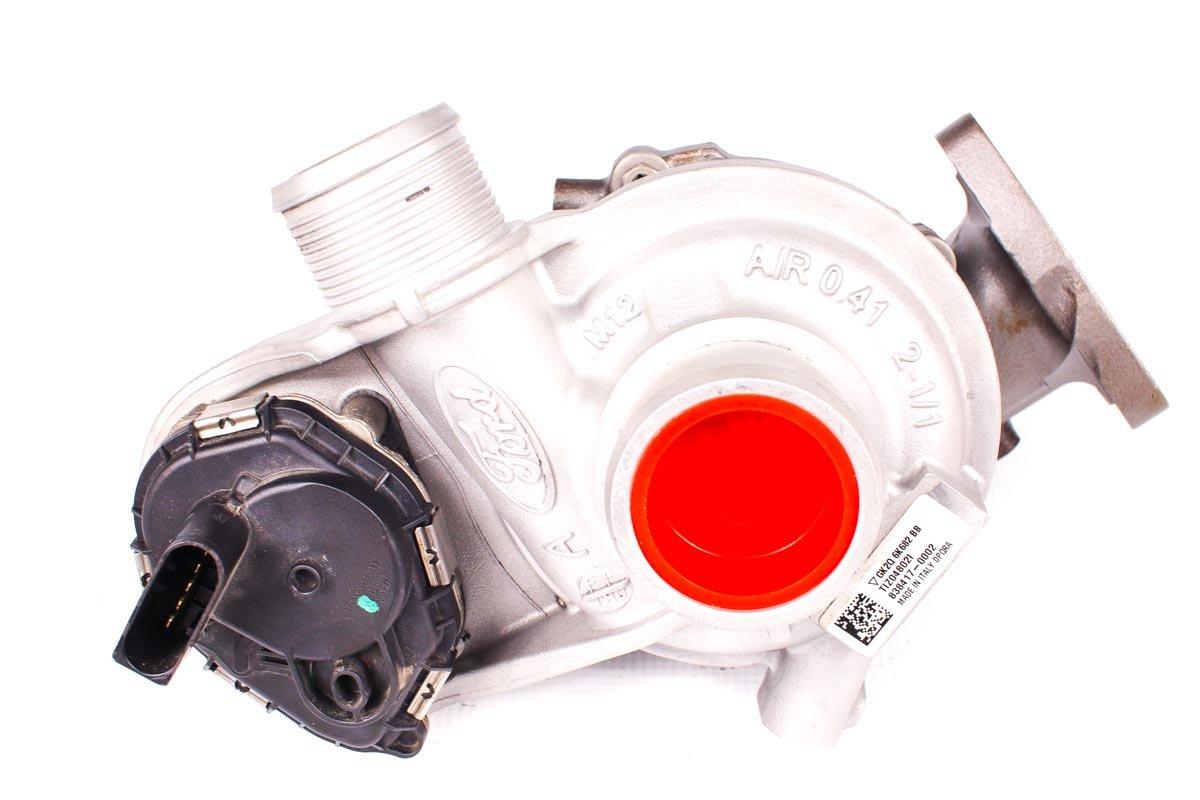 Turbo z numerem {numerglowny} po regeneracji w najwyższej jakości pracowni regeneracji turbo przed wysłaniem do kontrahenta