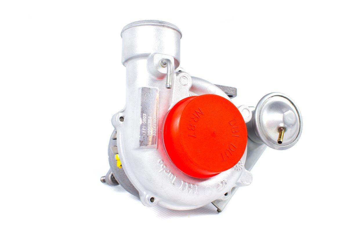Turbina numer {numerglowny} po regeneracji w specjalistycznej pracowni regeneracji turbosprężarek przed odesłaniem do kontrahenta