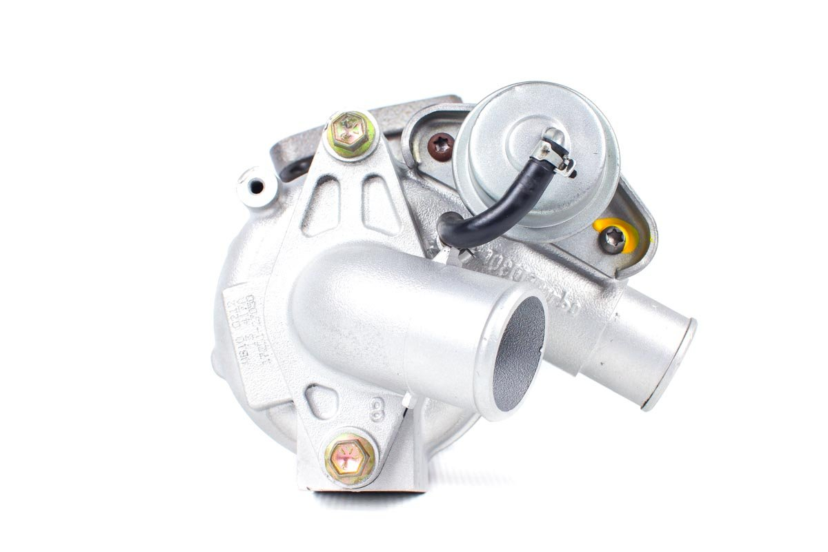 Turbosprężarka z numerem {numerglowny} po regeneracji w najnowocześniejszej pracowni regeneracji turbosprężarek przed nadaniem do Klienta