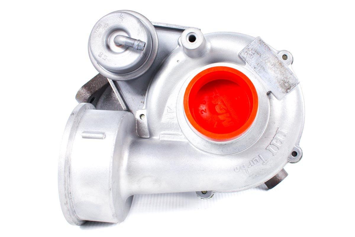 Turbosprężarka z numerem {numerglowny} po regeneracji w najnowocześniejszej pracowni regeneracji turbin przed nadaniem do Klienta
