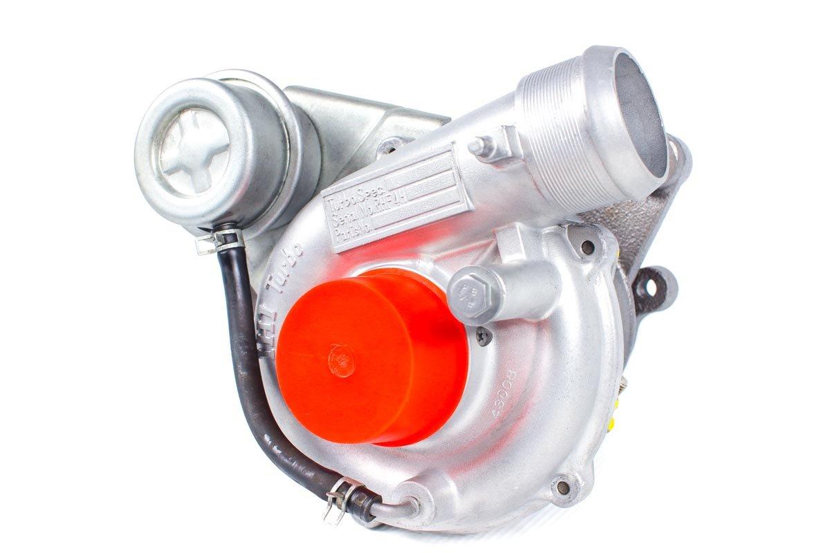 Turbo o numerze {numerglowny} po regeneracji w najwyższej jakości pracowni regeneracji turbosprężarek przed wysyłką do zamawiającej firmy