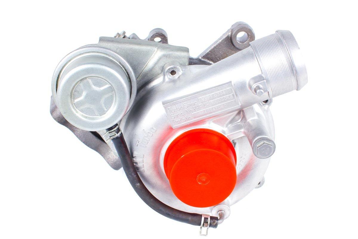 Turbo z numerem {numerglowny} po zregenerowaniu w najnowocześniejszej pracowni regeneracji turbosprężarek przed wysłaniem do warsztatu