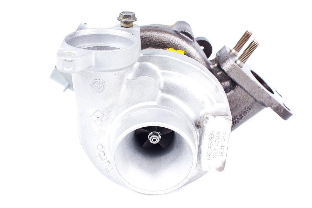 Turbosprężarka z numerem {numerglowny} po regeneracji w specjalistycznej pracowni przed nadaniem do Klienta