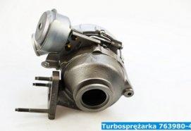 Turbosprężarka 763980-4