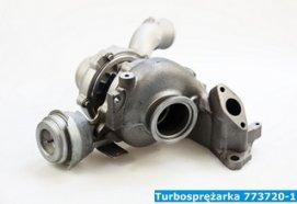 Turbosprężarka 773720-1
