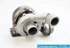 Turbosprężarka 777251-1