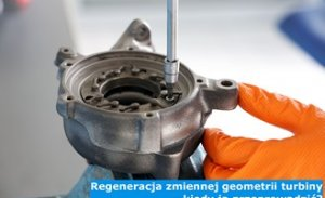 Regeneracja zmiennej geometrii turbiny – kiedy ją przeprowadzić?