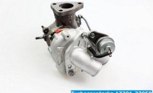 Turbosprężarka 17201-27050