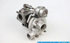 Turbosprężarka 454083-1