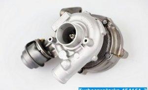Turbosprężarka 454161-3
