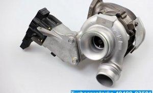 Turbosprężarka 4949093501