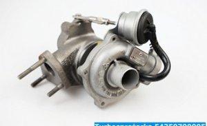 Turbosprężarka 54359700005