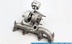 Turbosprężarka 5439-970-0007