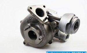 Turbosprężarka 701854-2