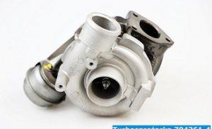 Turbosprężarka 704361-4