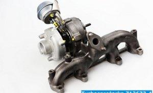 Turbosprężarka 713673-4